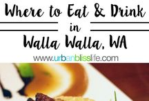Walla Walla, Washington Wine Road Trip #WBC18
