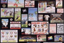 """Hormak bete Historia/Paredes con Historia 1975-1990 / El cartel callejero fue uno de los grandes protagonistas de la transición de la dictadura a la democracia en los años setenta y ochenta del pasado siglo. Inicialmente, el cartel actuó como emisor de mensaje, de un mensaje preciso, de una convocatoria de acción, una manifestación, una reunión, un """"salto"""" en la calle, una asamblea, una huelga…"""