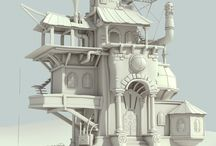 Monochrome rendering