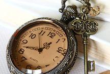 Timing Is Key / by Leanne Inskeep