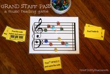 Musical play and learning for kids