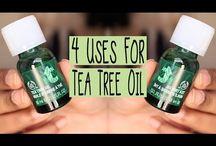uses of tree tea oil