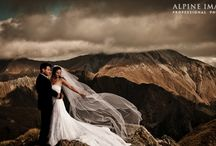 Mt Crichton Heli-Weddings, Queenstown, New Zealand
