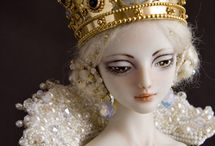dolls / by Marion