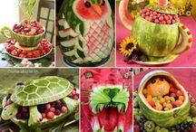 Fruit kunst