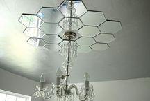 Speil dekor