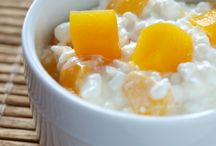 healthier snacks and meal ideas