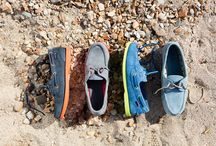 Spring/Summer 2016 / Perfect summer footwear inspired by a nautical lifestyle and crafted with style and quality in mind.