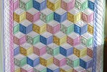 3d baby quilts