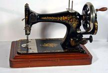 Antikke symaskiner