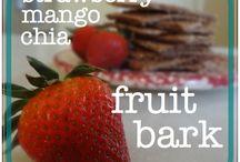 healthy(ish) snacks / by Caitlyn Buttaci