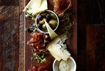 Cheese & Cure Boards / Charcuterie & antipasti boards