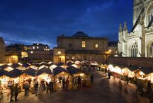 #ABathChristmas / http://www.bathchristmasmarket.co.uk/ / by The Royal Crescent Hotel & Spa