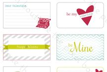 Printable Cards, Etc.
