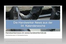 HandwerkerNews / Die aktuellen HandwerkerNews  #HandwerkerNews #Handwerk