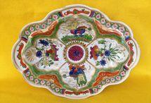 Antique English Porcelain