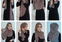 Dress Me Up / Hijab fashion and all fashion