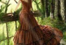 fairies and mythical