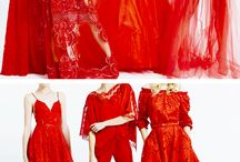 Red / by Rachael Baxter