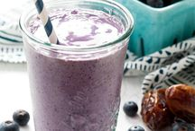 Delicious Smoothies / Smoothie Ideas and Recipes / by Sophie L