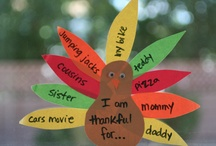 Thanksgiving / by Jennifer Wily
