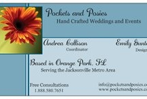 Pockets & Posies / by Andrea Collison