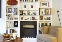 living room ideas / by Beatrice K.