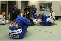 BJJ in Toronto offering women's program at Salvosa / This program is ideal for all women looking to begin their martial arts journey; absolutely no experience is required.... just an open mind and the desire to get FIT in the process.