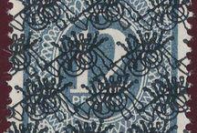 Stamps, Germany, Bizone