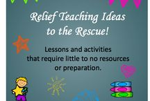 Relief Teaching - General