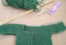 Шитье,вязание:)
