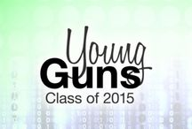 Young Guns Class of 2015 / WV Executive Magazine's 10 Young Guns for the Fall 2014 issue.