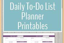 #Blog Planner