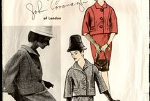 Vintage Vogue / Vintage Vogue--Special Design--Paris Original-Couturier and other delicious Vogue Patterns / by Rita Holcomb