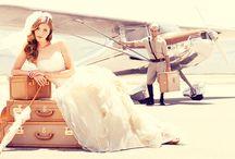 Airplane wedding idea