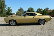Plymouth Barracuda 1970 383