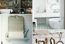 Mirror Walls and bathrooms