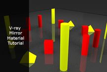 3ds max & v-ray tutorials / Learn 3ds max and v-ray.