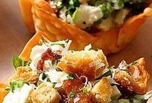 Salades/Entrees