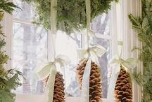 Christmas / Ideas for Xmas decorations etc