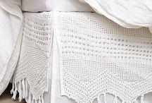 Crochet - decoração - casa