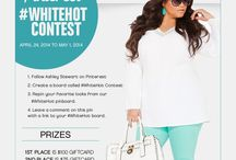 #WhiteHot Contest / by Dana Rodriguez