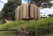 Quick Brown Box at Splore Festival / Some things we create at Quick Brown Box