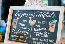 Maybe it's a sign / Fun and sometimes quirky signage ideas for your event