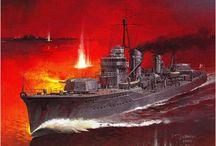 日本海軍駆逐艦