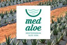 Medaloe Branding / Cambio de naming, diseño logotipo, desarrollo de imagen de marca.