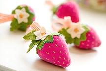 Frutas Feltro - Jaci Dossa
