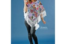Textiles Invierno / Winter Textiles / Ropa cálida para la temporada de frío / Warm clothes for the cold season.