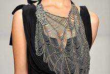 Stunning neckpieces!