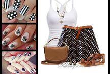 Hot cloths w/ nails